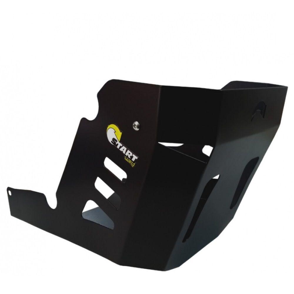 Protetor de Cárter V strom 650 ABS E XT 2014 2020 diante S307 Start Racing