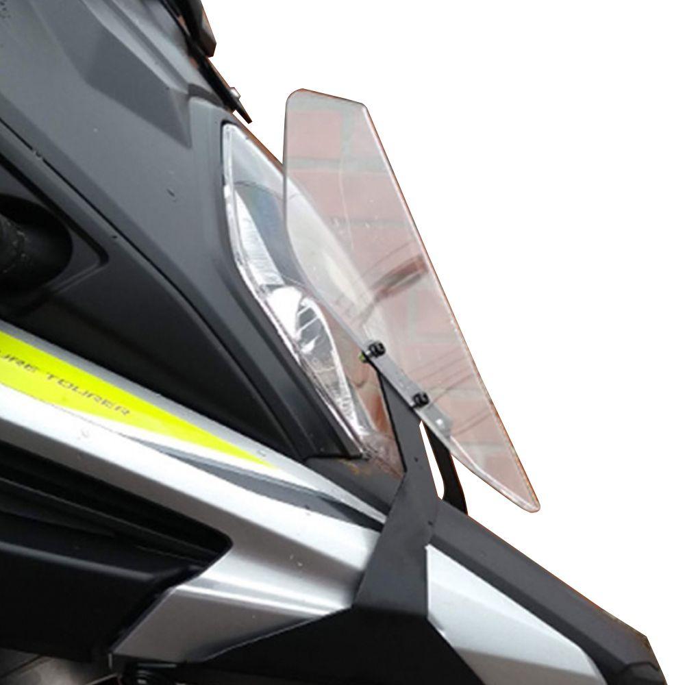 Protetor De Farol Acrílico P/ V Strom 1000 2019 2020 Start Racing S409