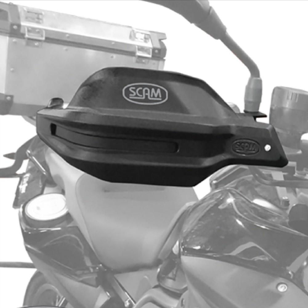 Protetor De Manoplas Mãos F 800 Gs e F 700 GS Scam SPTO381