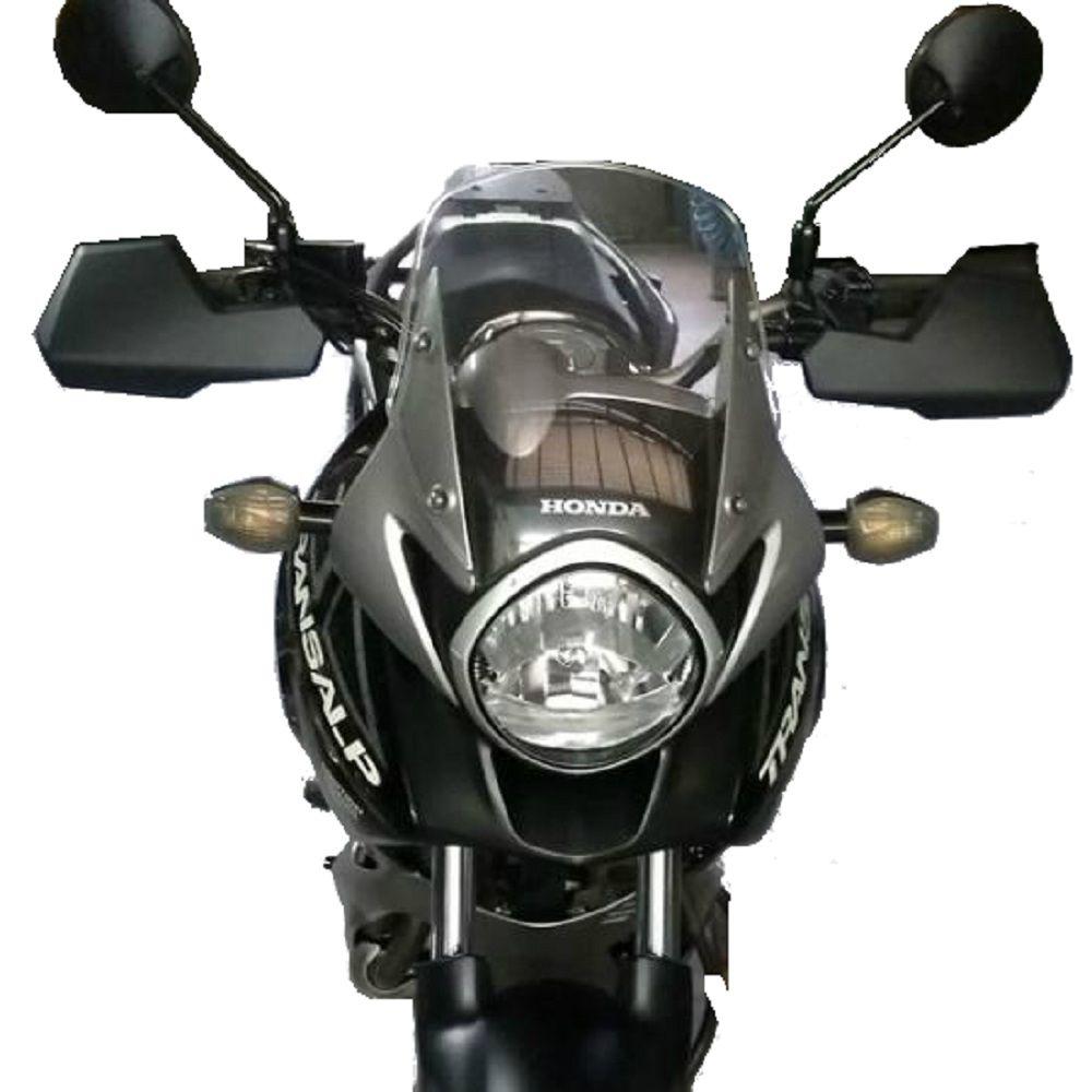 Protetor De Mão Manopla Transalp 700 Start Racing Proteção s273