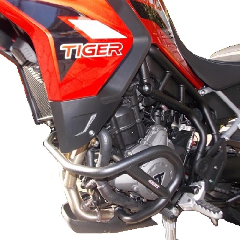 Protetor de Motor Inferior Ferros P/ Tiger 900 GT e Rally Chapam 12330