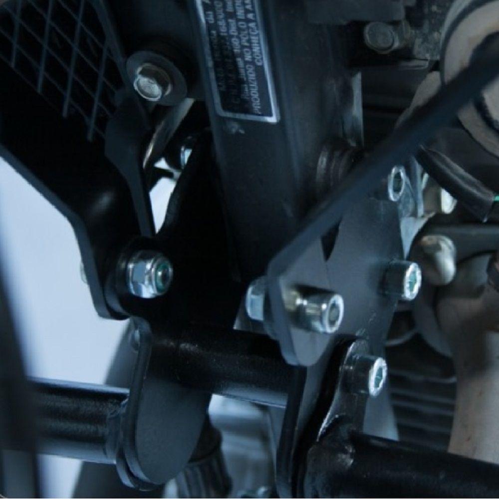 Protetor De Carenagem Motor Xre 300  Scam