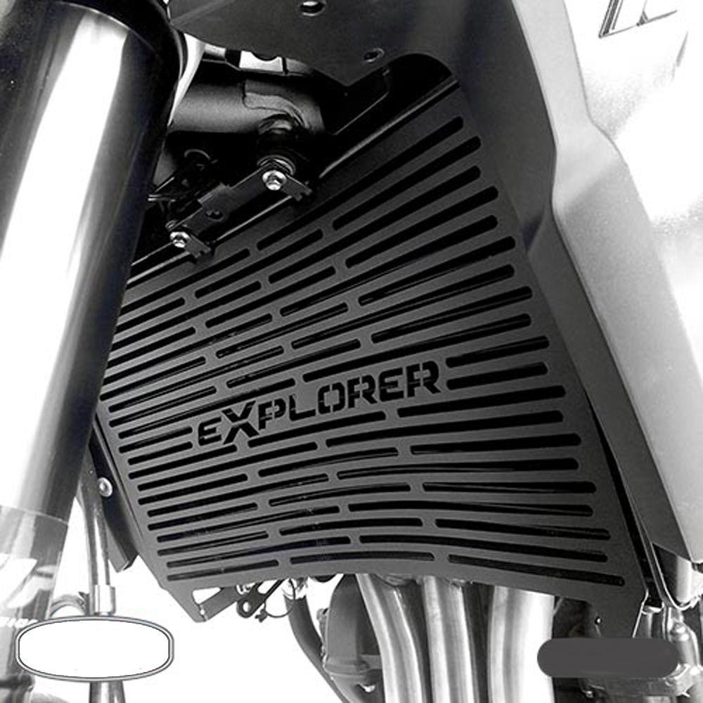 Protetor de Radiador Colmeia Tiger 1200 Scam SPTO211