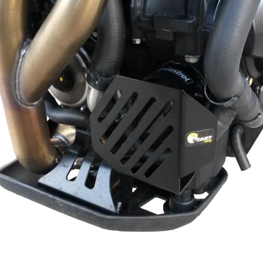 Protetor do Filtro de Óleo Tiger 800 2014+ Start Racing S168