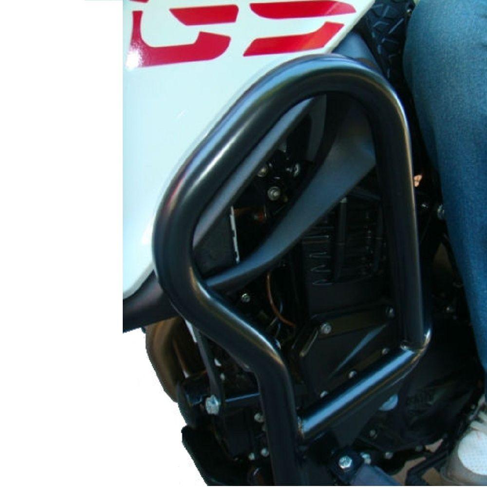 Protetor Carenagem Motor Com Pedaleiras F 800 Gs Chapam 8209