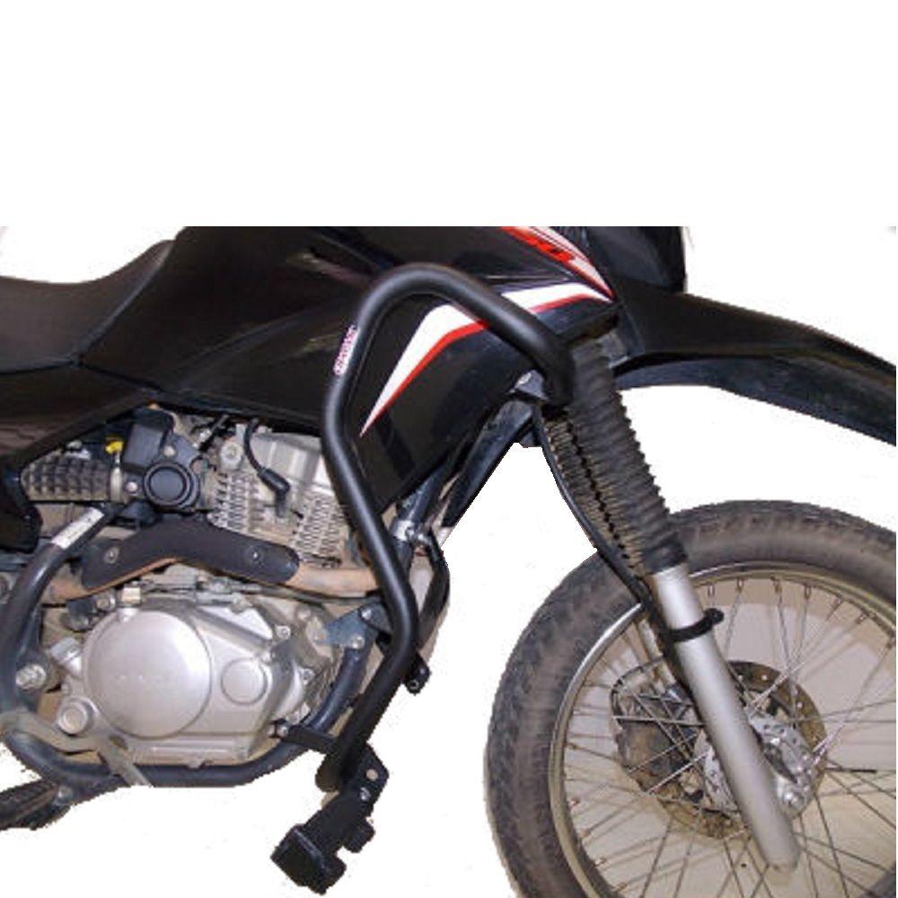 Protetor de Carenagem Motor NXR Bros 150 com Pedaleira Chapam 9841