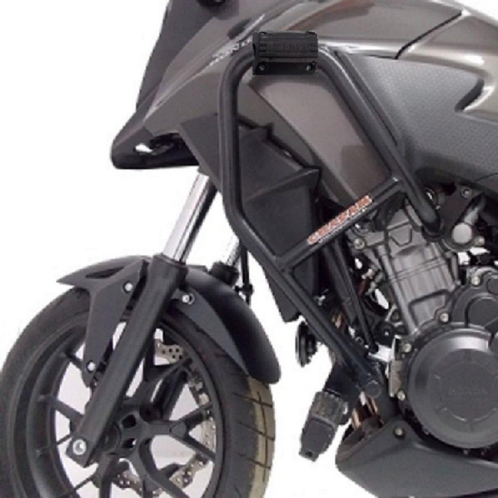 Protetor de Carenagem Motor Pedaleira CB500X Cb 500 X Chapam Até 2019 Código 870