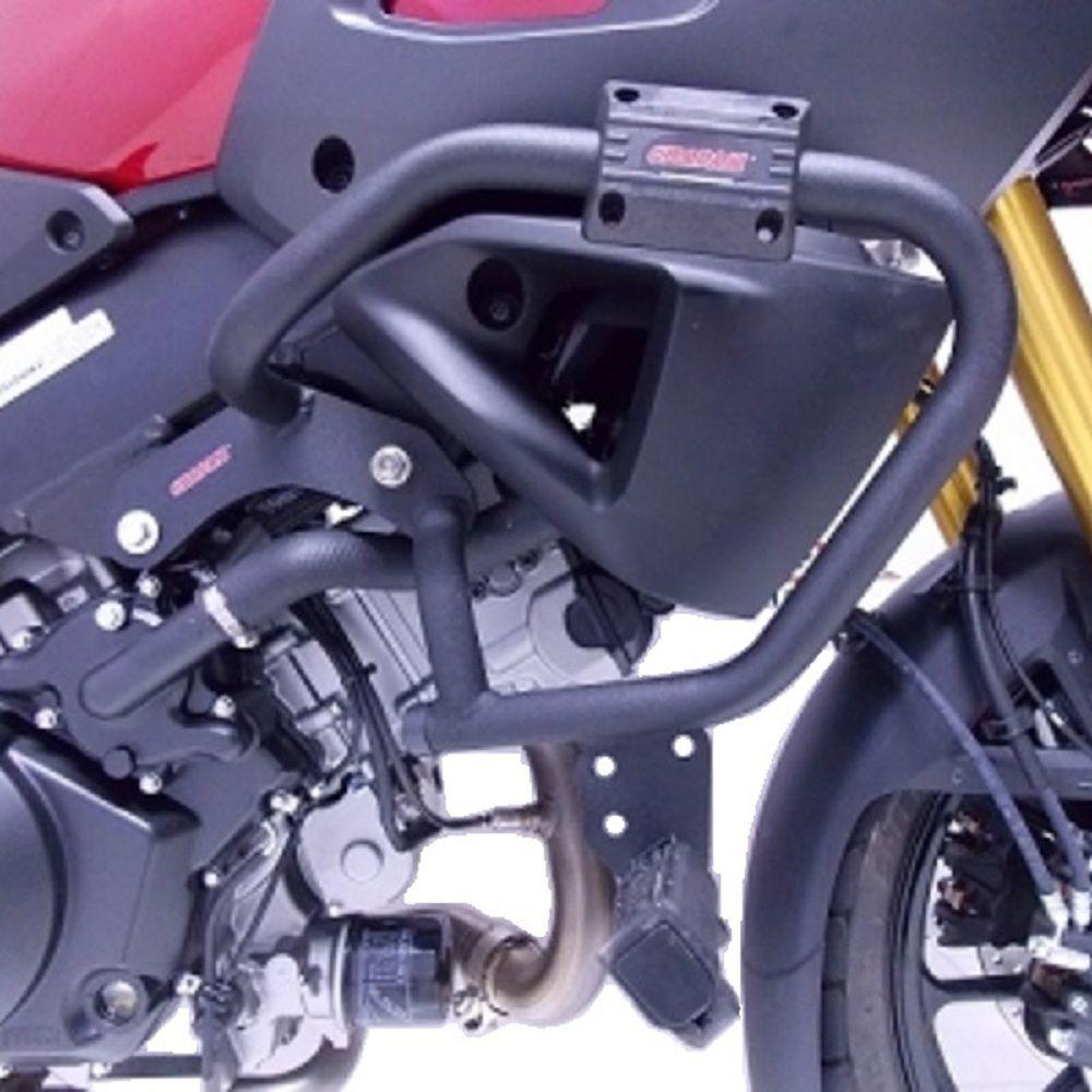 Protetor Motor Com Pedaleiras V Strom 1000 2014+  Vstrom Chapam 9181