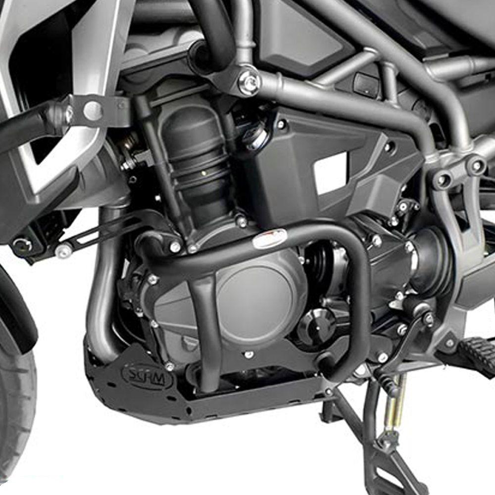 Protetor Motor Baixo Lateral Tiger 1200 Scam SPTO122