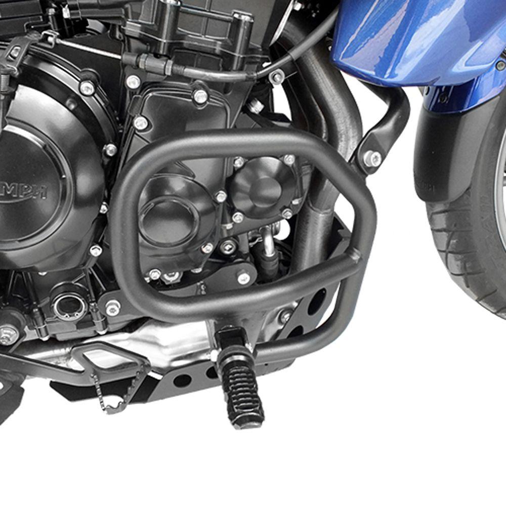 Protetor Motor Lateral C/ Pedaleiras Tiger 800 Scam SPTOP147