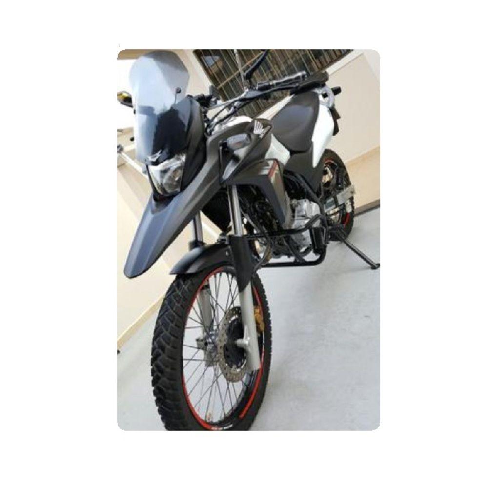 Protetor Motor Mata Gato Cachorro Xre 300 c Pedaleira Chapam