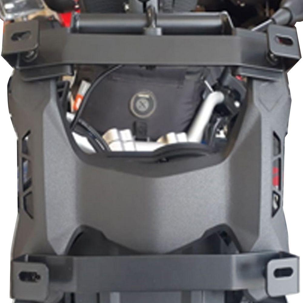 Regulagem Afastador da Bolha Parabrisa P/ Bolha Maior da BMW F 850 GS S394