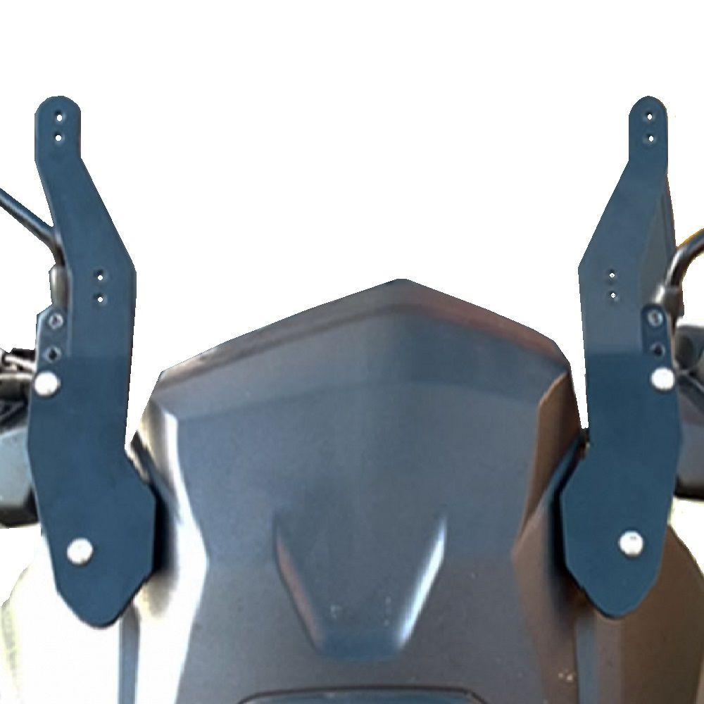 Regulagem Altura Inclinação Bolha Parabrisa V Strom 650 2019 s311