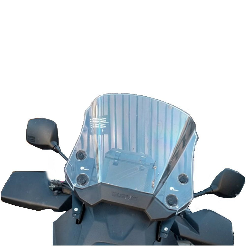 Regulagem de Altura Suporte Bolha Parabrisa V Strom 650 2019 s321