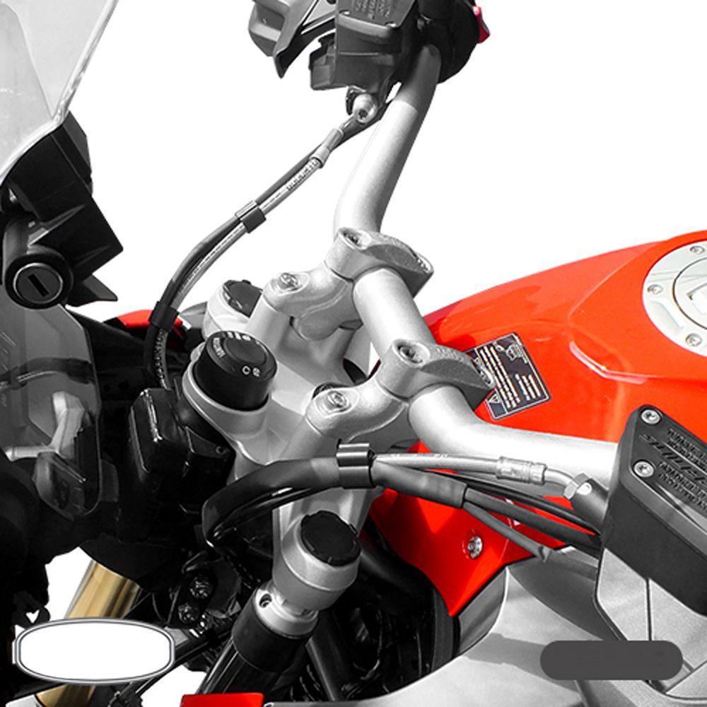 Riser Adaptador Guidão Guidon BMW R 1200 GS R 1250 GS S1000XR Scam SPTA272