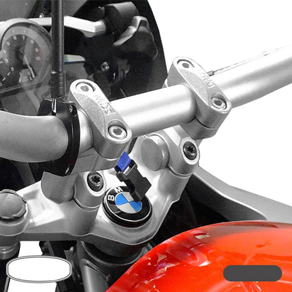 Riser Guidão Móvel Ajustável Bmw R 1200 1250 GS S1000XR Scam SPTA217