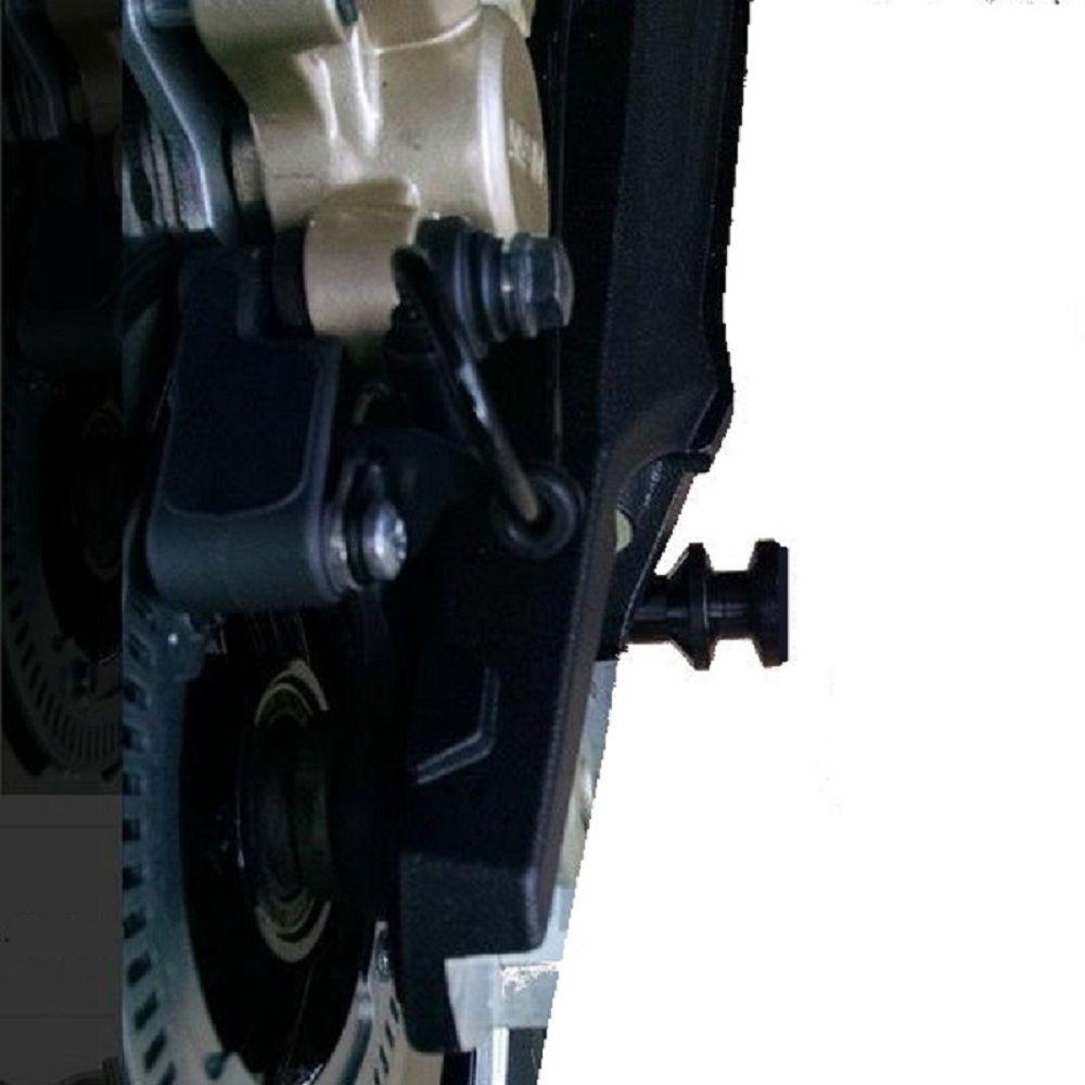Slider Balança Protetor Tiger 800 Triumph 2013 Em Diante
