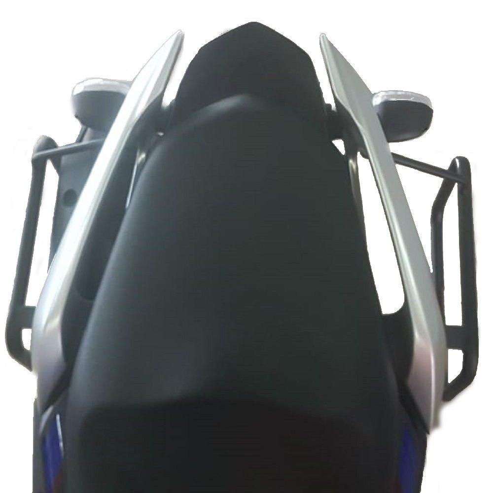 Suporte Afastador Alforges Protetor Traseiro Nova Lander 250 Abs 2020 Chapam 11557