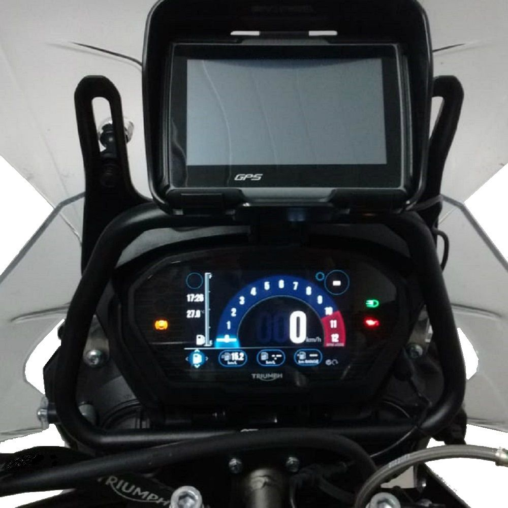 Suporte Tubular para Suporte de GPS Marca Chapam Para Tiger 800 XC XCX XR XRX 11358