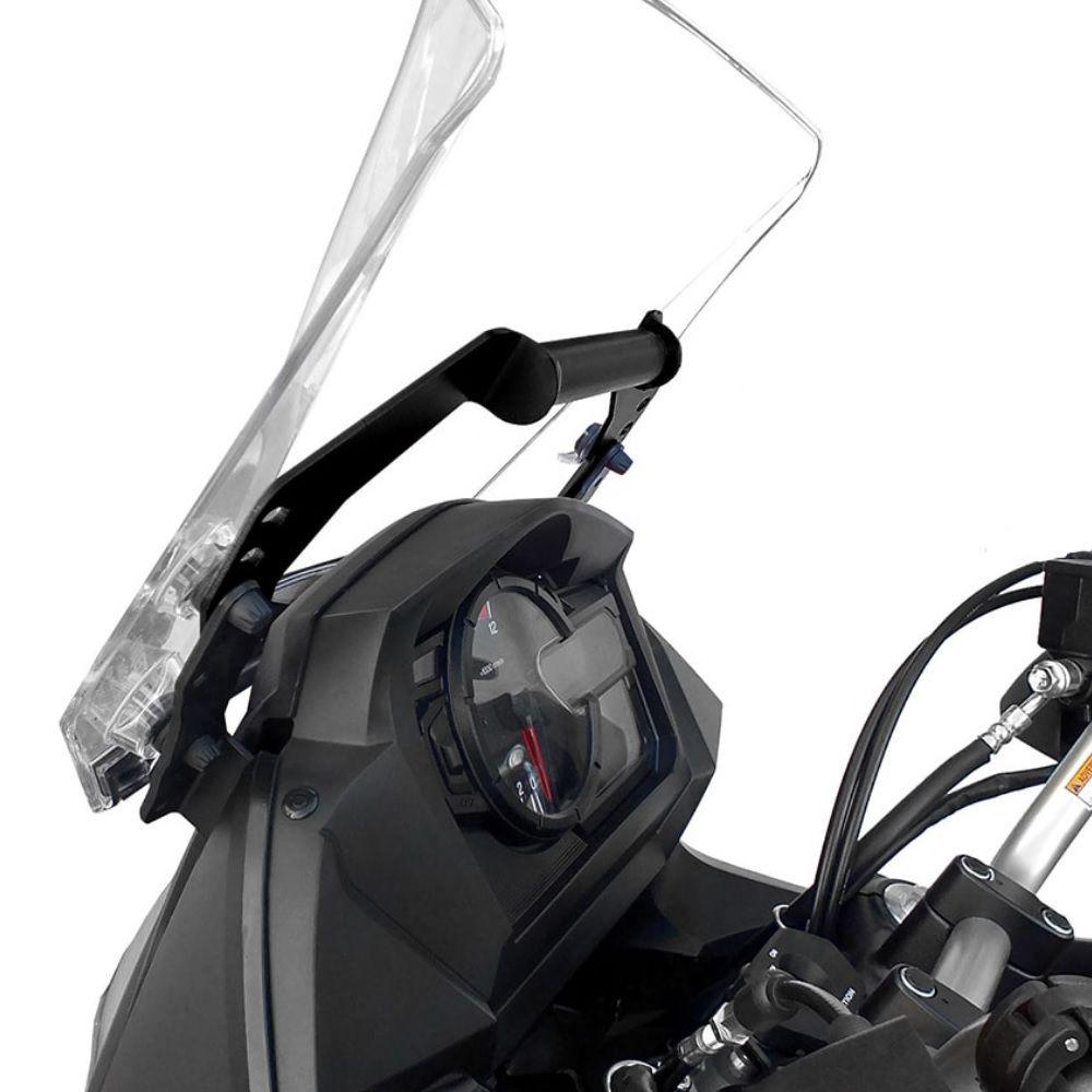 Suporte GPS Suzuki V Strom 650 2019 Em Diante SPTO367