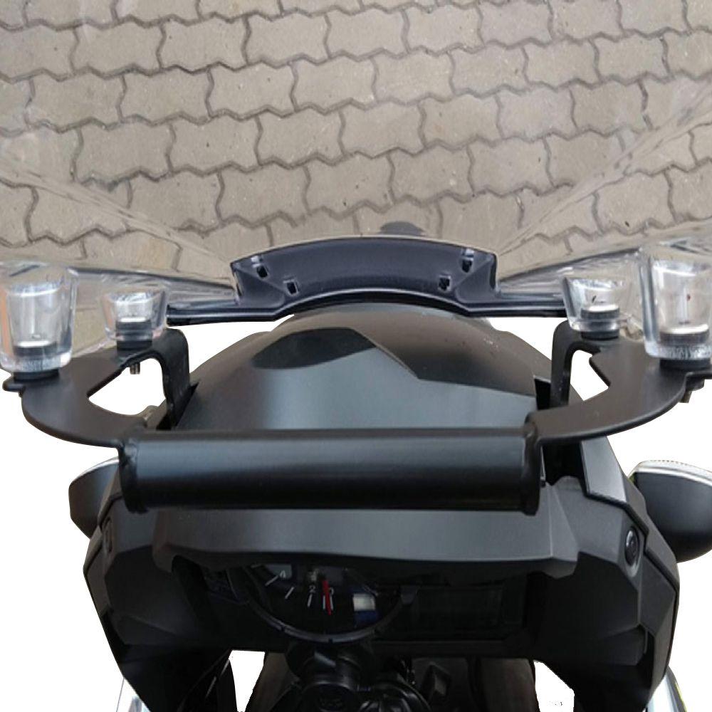 Suporte GPS Suzuki V Strom DL 1000 2014 Em Diante Start Racing S408