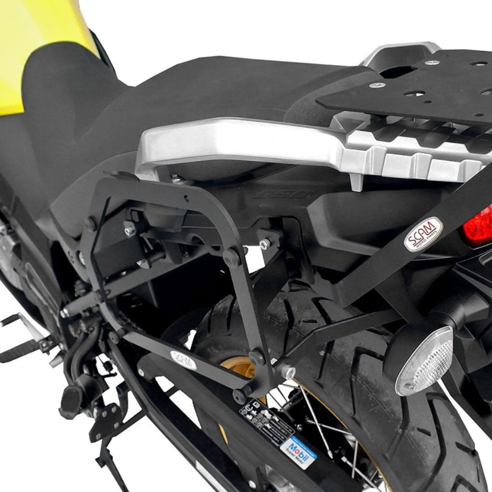 Suporte Malas e Baús Laterais Monokey V Strom 650 2019 em diante SPTO363