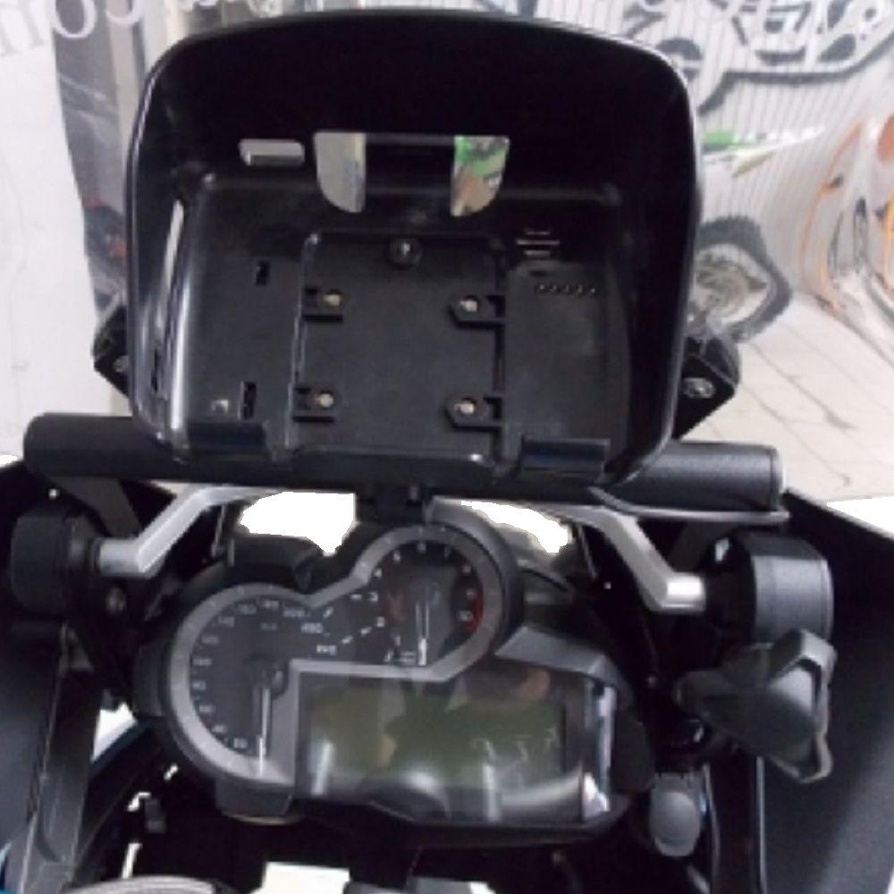 Suporte p/ GPS R1200GS e R1250GS Sport Chapam 10595