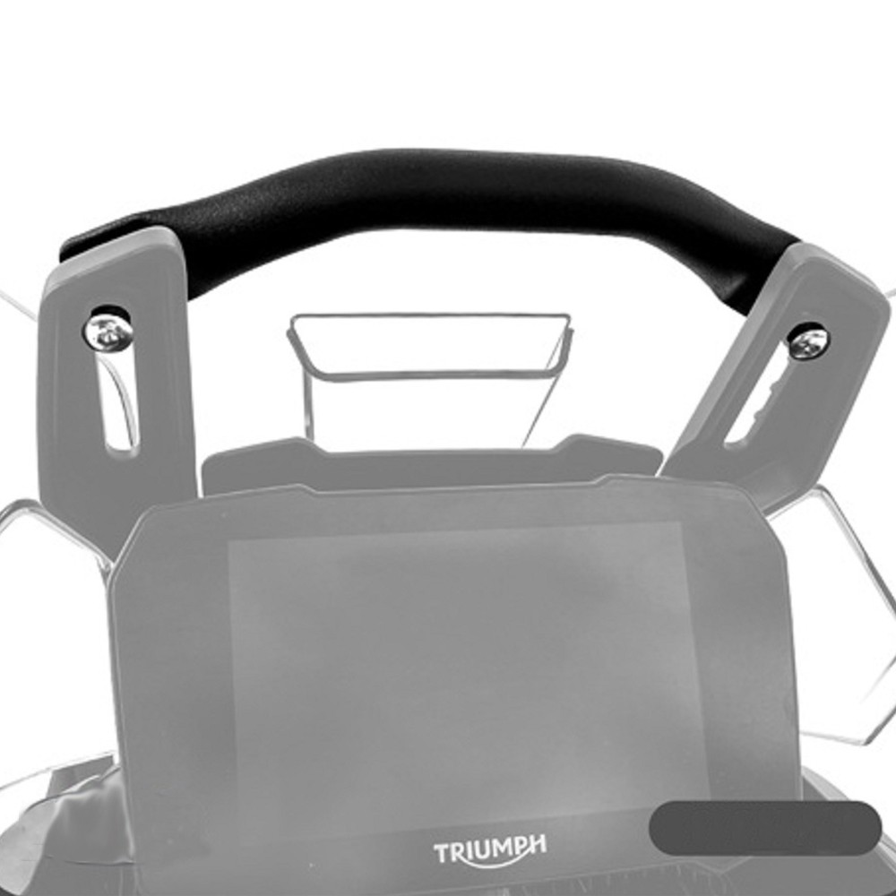 Base Tubular Tubo para Suporte de GPS P/ Tiger 900 2020+ Scam SPTO520