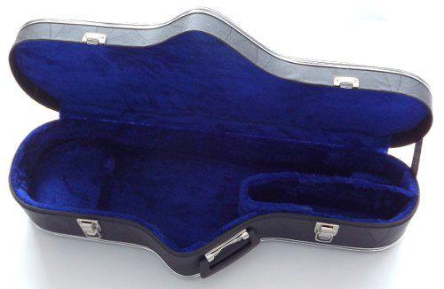 Estojo Térmico Para Sax Tenor Formato Luxo Pelúcia Azul