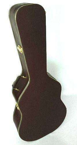 Estojo Case Para Violão Classico Extra Luxo