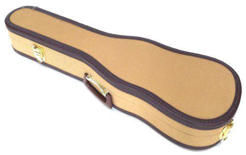 Estojo Para Violino 4/4 Luxo Golden Tweed
