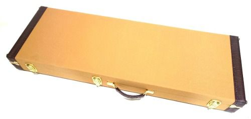 Estojo Case Guitarra Les Paul Strato Sg Tele Tweed