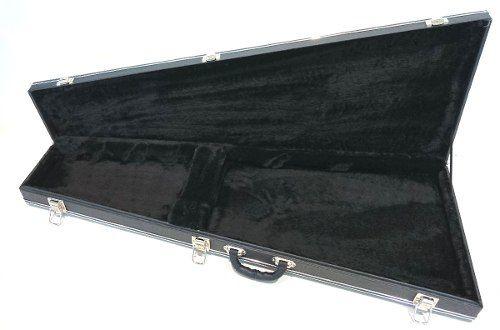 Case Luxo Para Guitarra Triangular