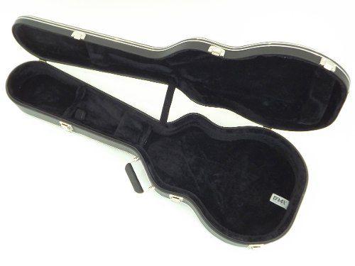 Estojo Case Para Guitarra Semi Acustica Luxo