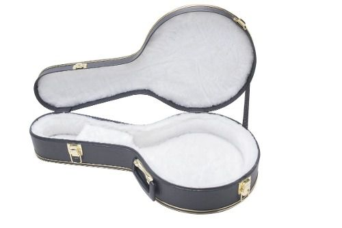 Case Térmico Para Banjo Luxo Pelúcia Branca