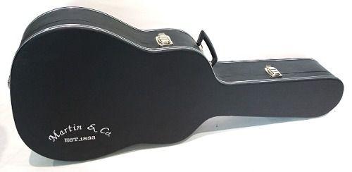 Case Para Violão Classico Luxo Bordado Martin