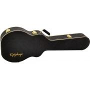 Case Térmico Para Guitarra Les Paul Logo Epiphone Marrom Café