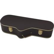 Estojo Case Térmico Para Sax Alto Formato Luxo Marrom