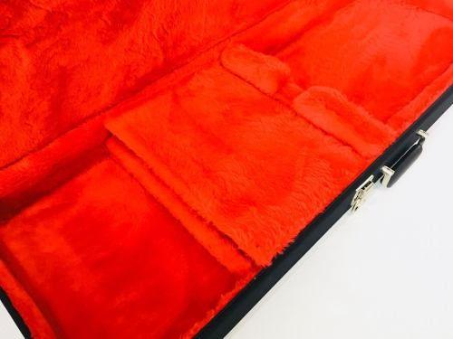 Case Para Violão Flat Godin Tagima Standard Pel. Vermelha