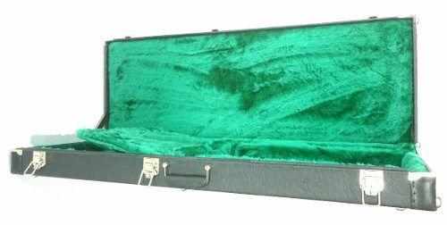 Case Para Guitarra Les Paul Strato Ibanez Verde