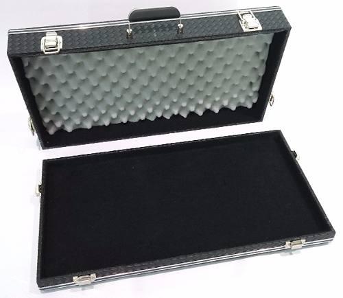 Case Para Pedais Pedaleira, Gt10, Boss Quadriculado Luxo