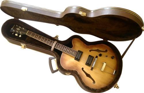 Case Térmico Para Guitarra Semi Acustica