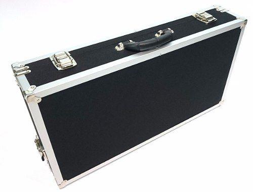 Case Pedais Pedaleira Boss Line6 Gt10 Zoom Fama