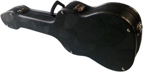 Estojo Case Para Guitarra Strato Luxo Fama