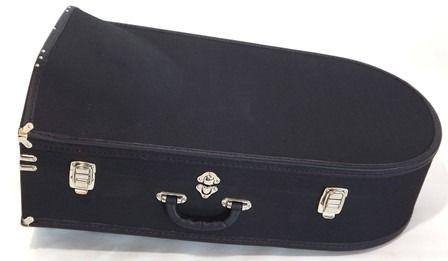 Estojo Case Para Bombardino (Euphonium) Super Luxo