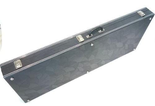 Estojo Case Guitarra Retangular Explorer Luxo