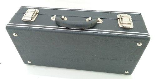 Estojo Case Para Sax Sopranino Luxo