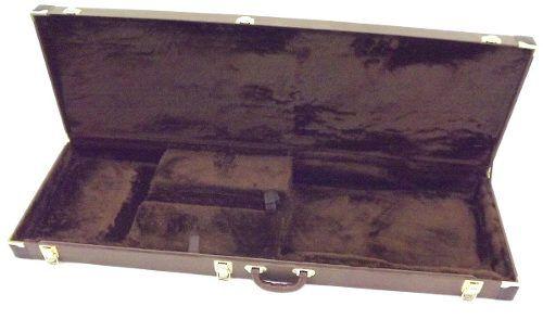 Estojo Case Guitarra Les Paul Strato Sg Extra Luxo