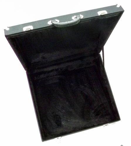 Case Top Para Acordeon 120 Baixos Standard Pelucia Preta