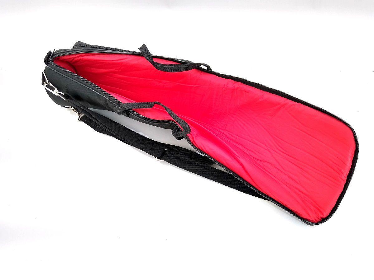 Capa Bag para Sax Soprano Reto com ou sem tudel fixo
